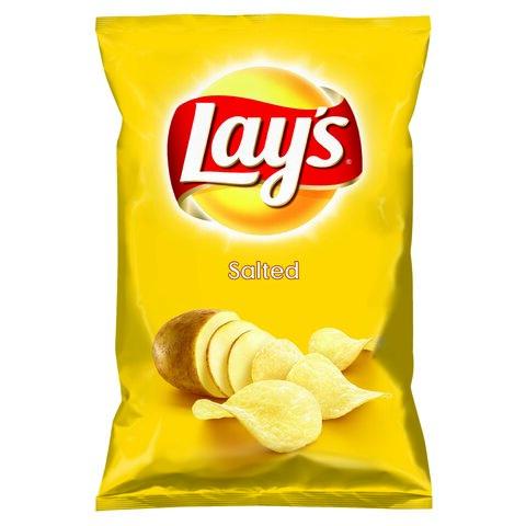 VÝPRODEJ!!!Chips Lays Solené 140g