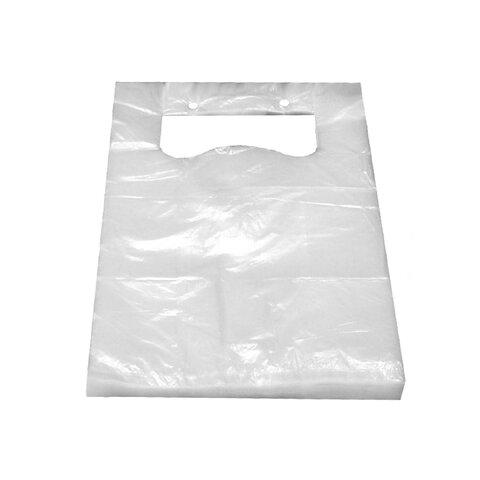 Tašky 2kg (Uzlový Sáček) HDPE transp.(100ks)