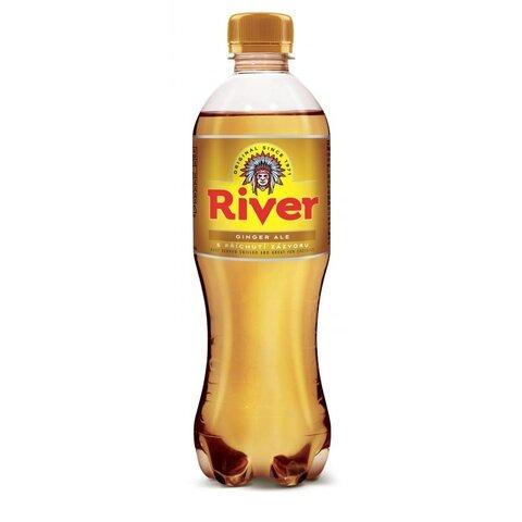 River Tonic Ginger PET 0,5l