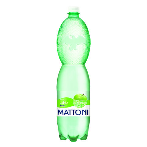 Mattoni PET 1,5l Jablko