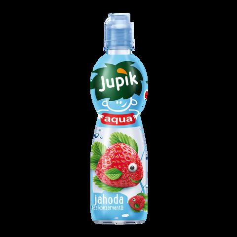 Jupík Crazy Aqua Jahoda PET 0,5l