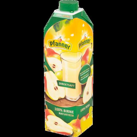 Pfanner TP Hruška 50% 1,0l