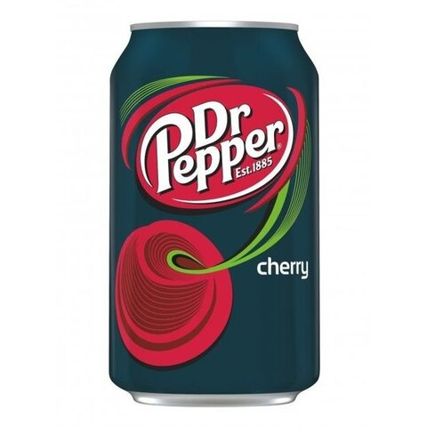 Dr. Pepper Cherry PLECH 0,355l