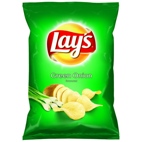 Chips Lays green Onion 70g