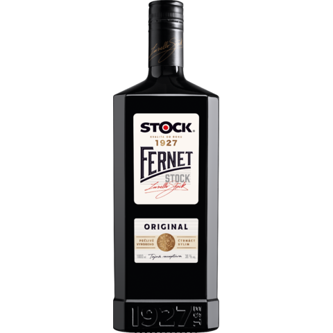 Fernet Stock 38% 1,0l