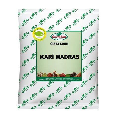 Karí Madras ČL 500g GURMEKO