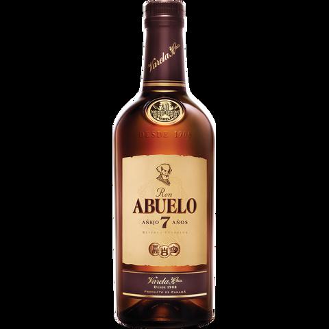 Rum Abuelo 7yo 40% 0,7l