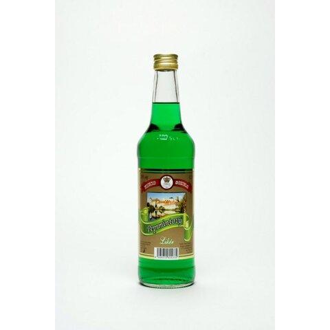Jindřichohradecký Peprmintový Likér FRUKO 20% 0,5l
