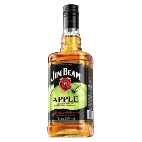Jim Beam Apple 35% 1,0l