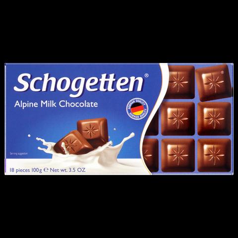 Schogetten Mléčná 100g
