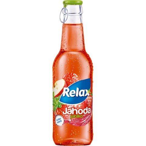 Relax SKLO Jahoda 0,25l