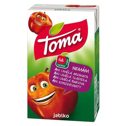 Toma TP 0,25l (brčko) Jablko