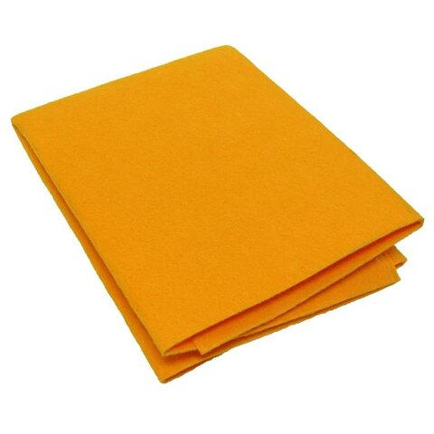 Hadr na podlahu 50x60cm Oranžový