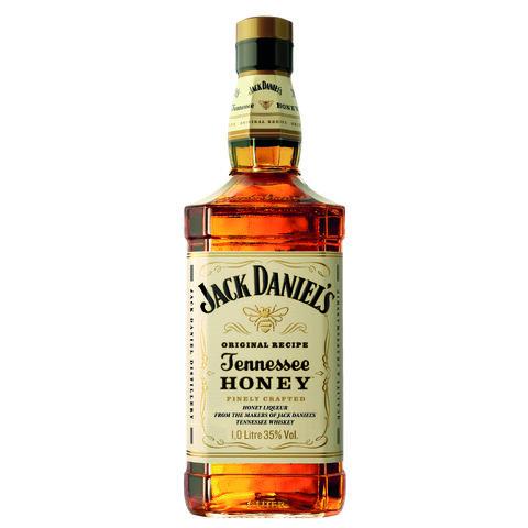Jack Daniels Honey 35% 1,0l