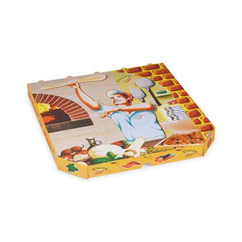 Krabice na Pizzu 32 x 32 x 3cm (100ks)