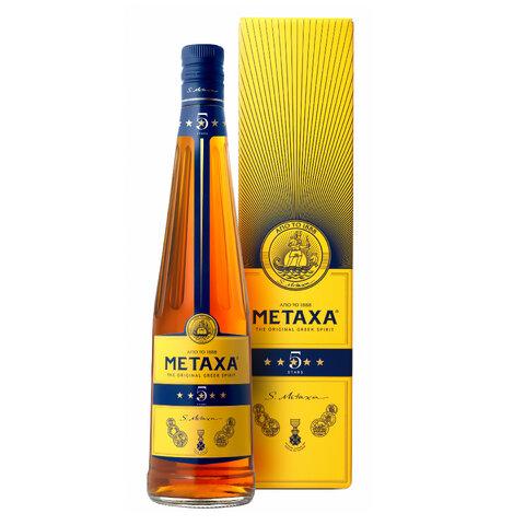 Metaxa 5* GB 38% 0,7l
