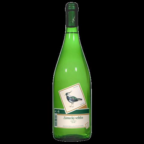 Čejkovice Zámecké Veltlínské Zelené NL 1,0l