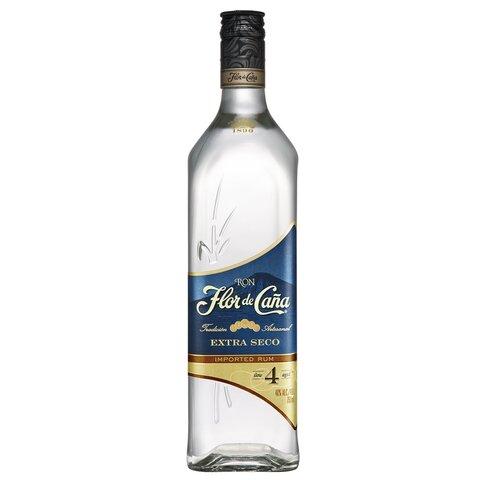 Rum Flor de Cana Extra Dry 4yo 40% 1,0l