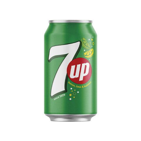 7 Up PLECH 0,33l