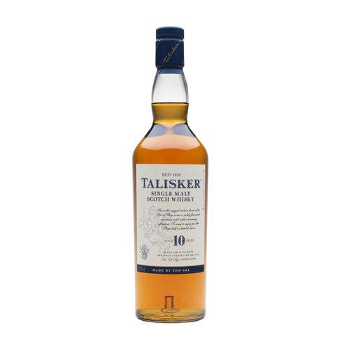 Talisker 10yo Single Malt Whiskey 45,8% 0,7l