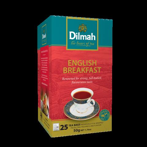 Dilmah Černý English Breakfest 25x2g