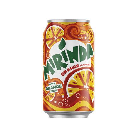 Mirinda Orange PLECH 0,33l