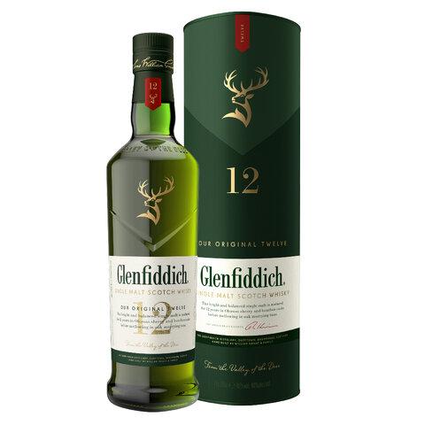Glenfiddich 12yo 40% 0,7l