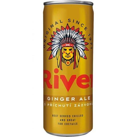 River Tonic Ginger PLECH 0,33l