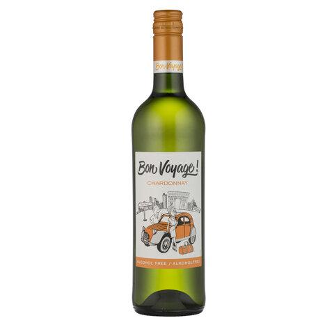 Bon Voyage Chardonnay BEZ ALKOHOLU 0,75l