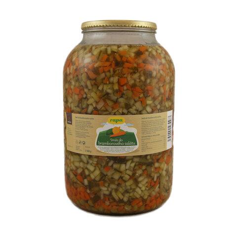 Směs do Bramborového Salátu/Zeleninová směs RAPA 3500g