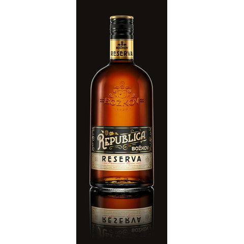 Božkov Republica Reserva Exclusive 40% 0,7l