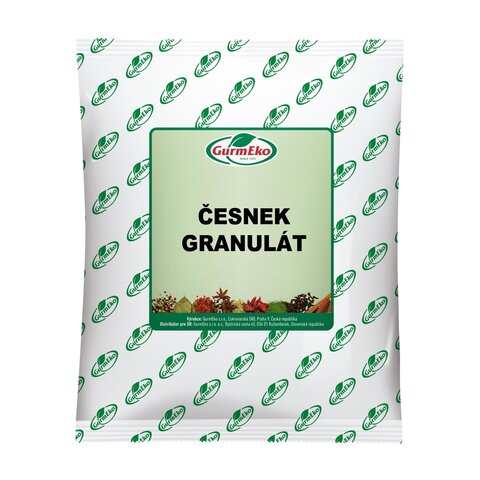 Česnek Granulát 500g GURMEKO