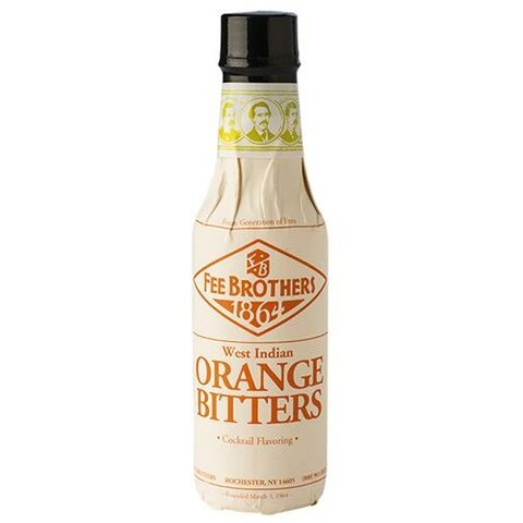 Fee Brothers Orange Bitters 9% 0,15l