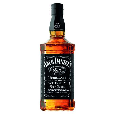 Jack Daniels 40% 0,7l