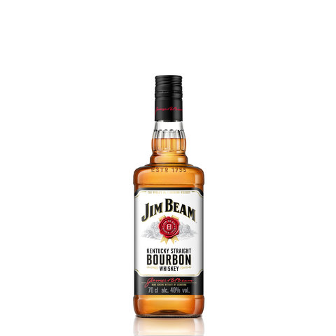 Jim Beam White 40% 0,7l