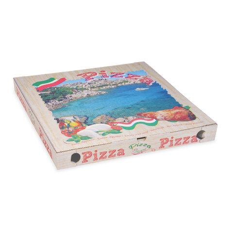 Krabice na Pizzu 46 x 46 x 5cm (100ks)
