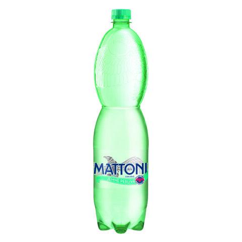 Mattoni PET 1,5l Jemně Perlivá