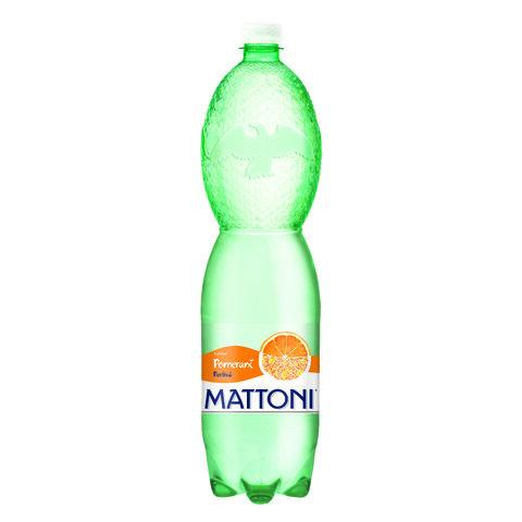 Mattoni PET 1,5l Pomeranč