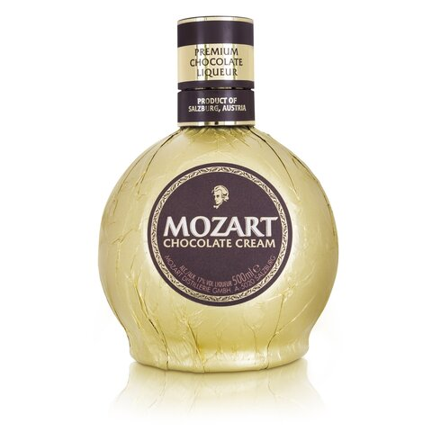 Mozart Chocolate Cream 17% 0,5l