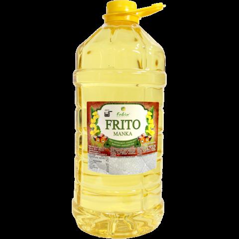Olej Řepkový Frito Manka 3,0l PET