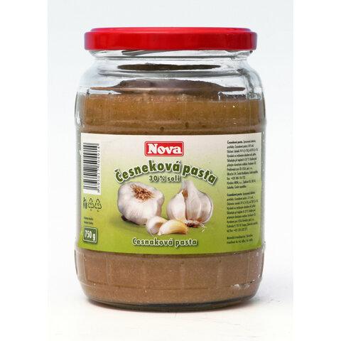 Pasta Česneková 30% 720ml/660g