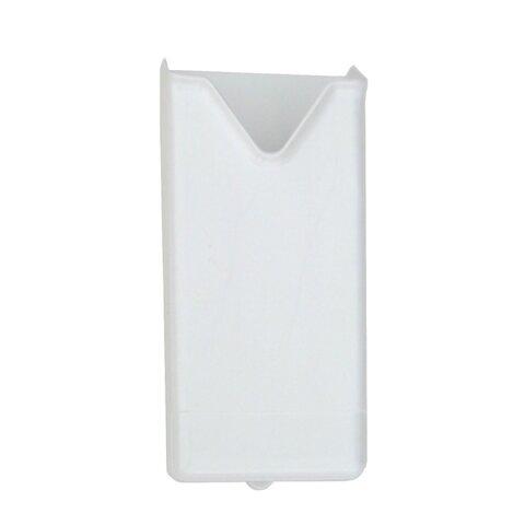 Plastový zásobník hyg.pap.sáčků, bílý