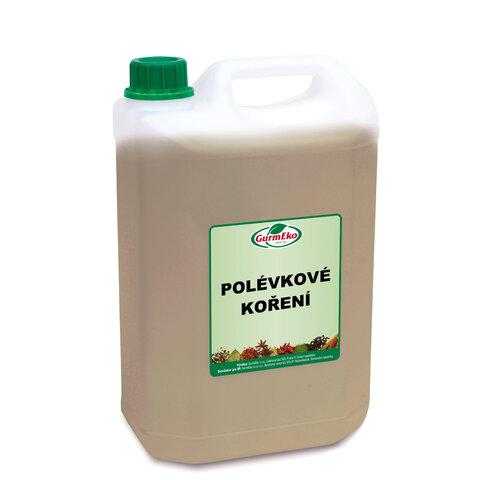 Polévkové Koření Kanystr 5,0l GURMEKO