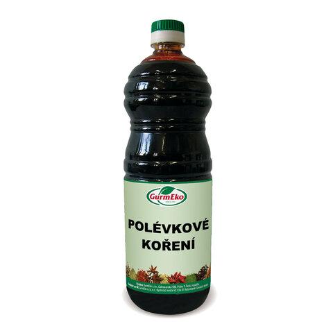 Polévkové Koření PET 1,0l GURMEKO