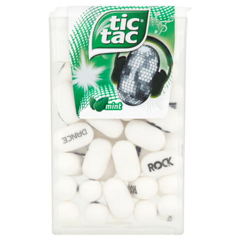 Tic Tac Mint 18g
