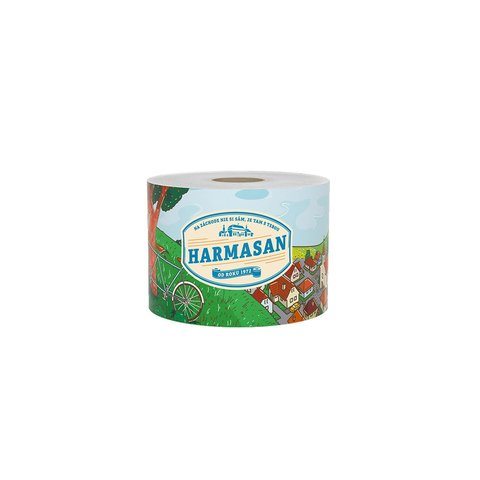 Toal. Papír 2-vrstvý Harmasan Natural Maxima 69m