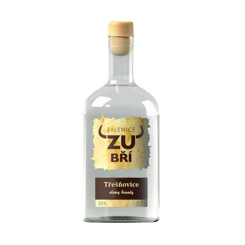 Zubří Třešňovice 50% 0,5l