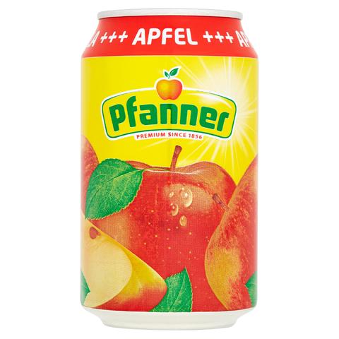 Pfanner PLECH Jablko 50% 0,33l