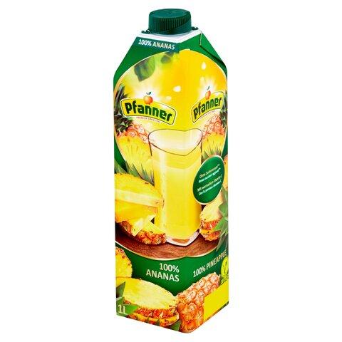 Pfanner TP Ananas 1,0l