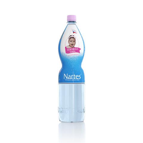 Nartes Horský Pramen/Kojenecká voda PET 1,5l